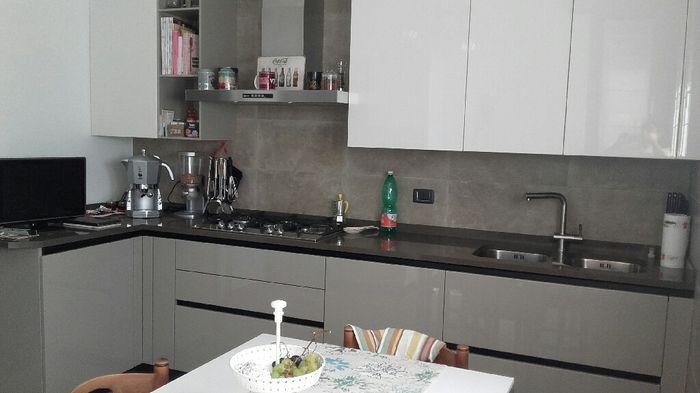 Cucina scavolini modello liberamente  Vivere insieme
