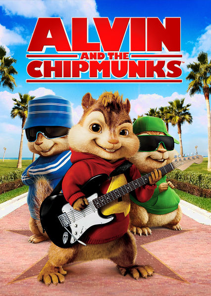Image result for Alvin and the chipmunks netflix