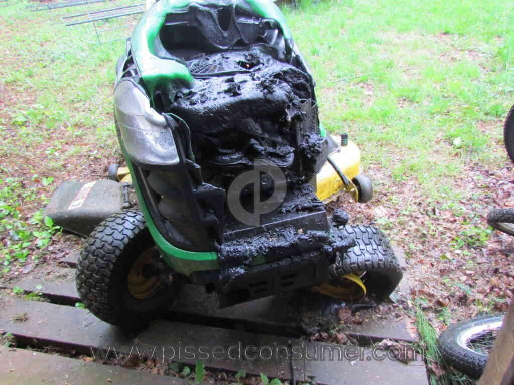 john deere d140 lawn tractor wiring diagram 2006 kia spectra radio sep 14 2018 pissed consumer