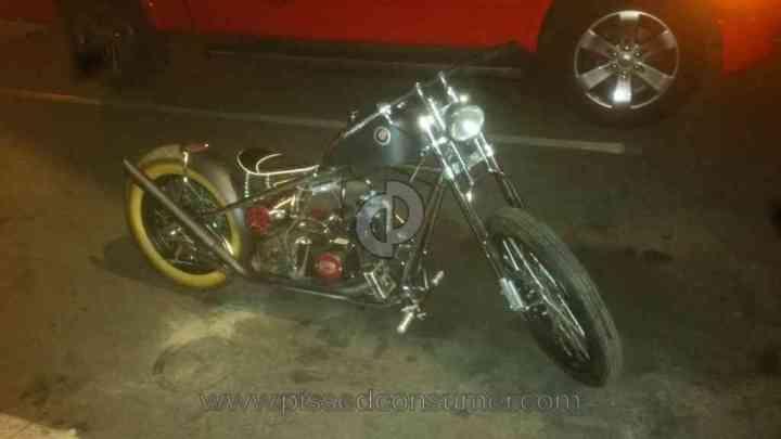 110cc Hardknock Bobber | Newmotorjdi.co on