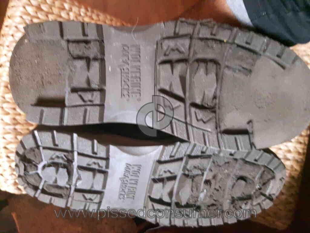 26 wolverine durashocks boots