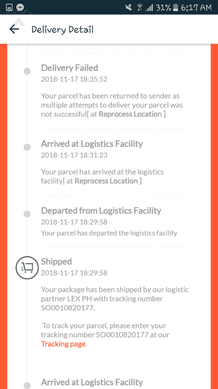 Lazada Philippines Reviews and Complaints @ Pissed Consumer Page 268