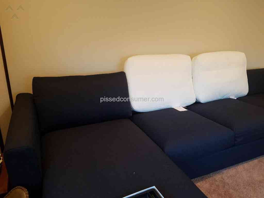 sofa reviews consumer reports elliot sectional 3 piece chaise ikea vimle do not buy has the worst