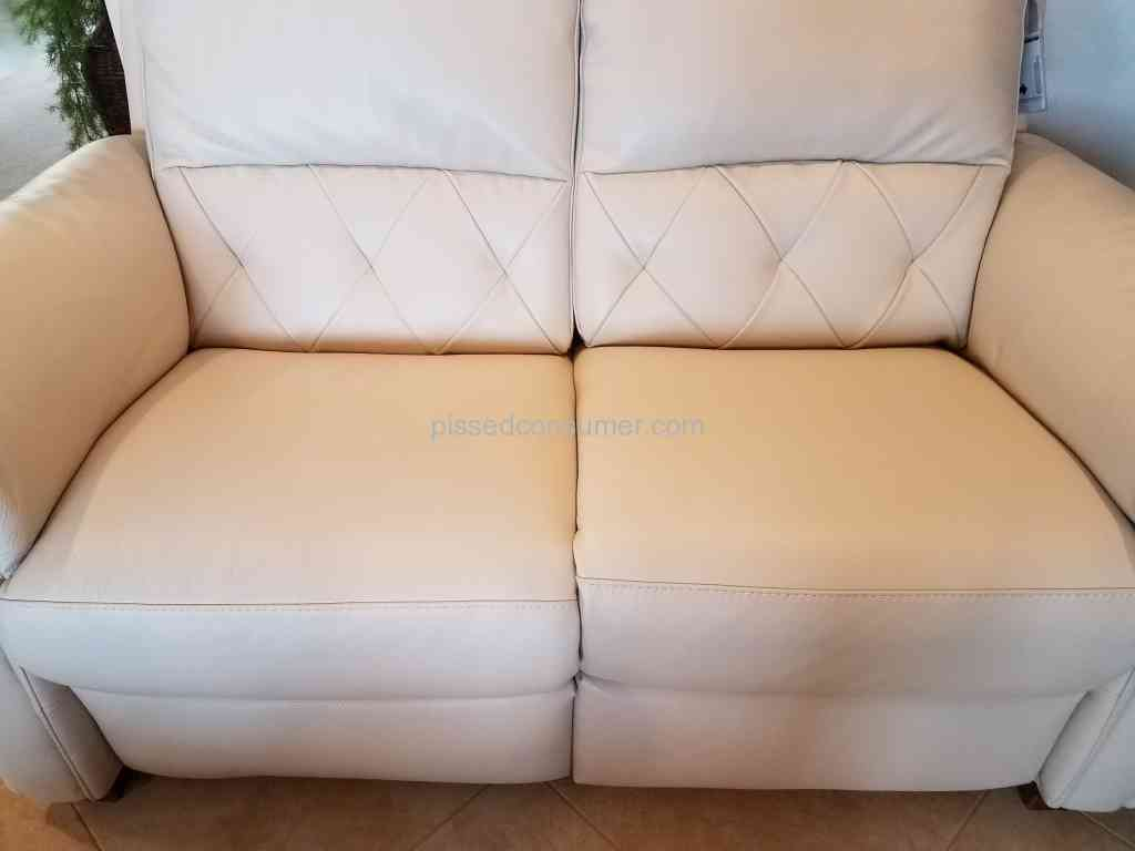 Baers Furniture  Purchased Leather sofa and loveseat at North Palm Beach Baers It was made