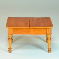 Antique German Schneegas Dollhouse Dining Table Late 1800s ...