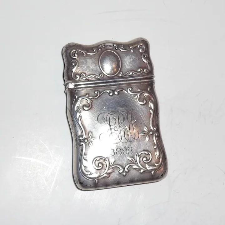 gorham sterling silver match