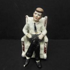 Jfk Rocking Chair Batman Camping John F Kennedy Salt And Pepper Shaker The