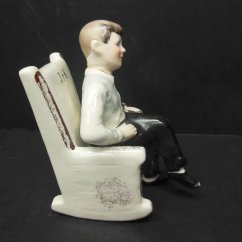 Kennedy Rocking Chair Carex Transport Parts John F Salt And Pepper Shaker The