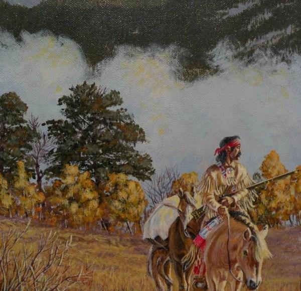 Contemporary American Western Art
