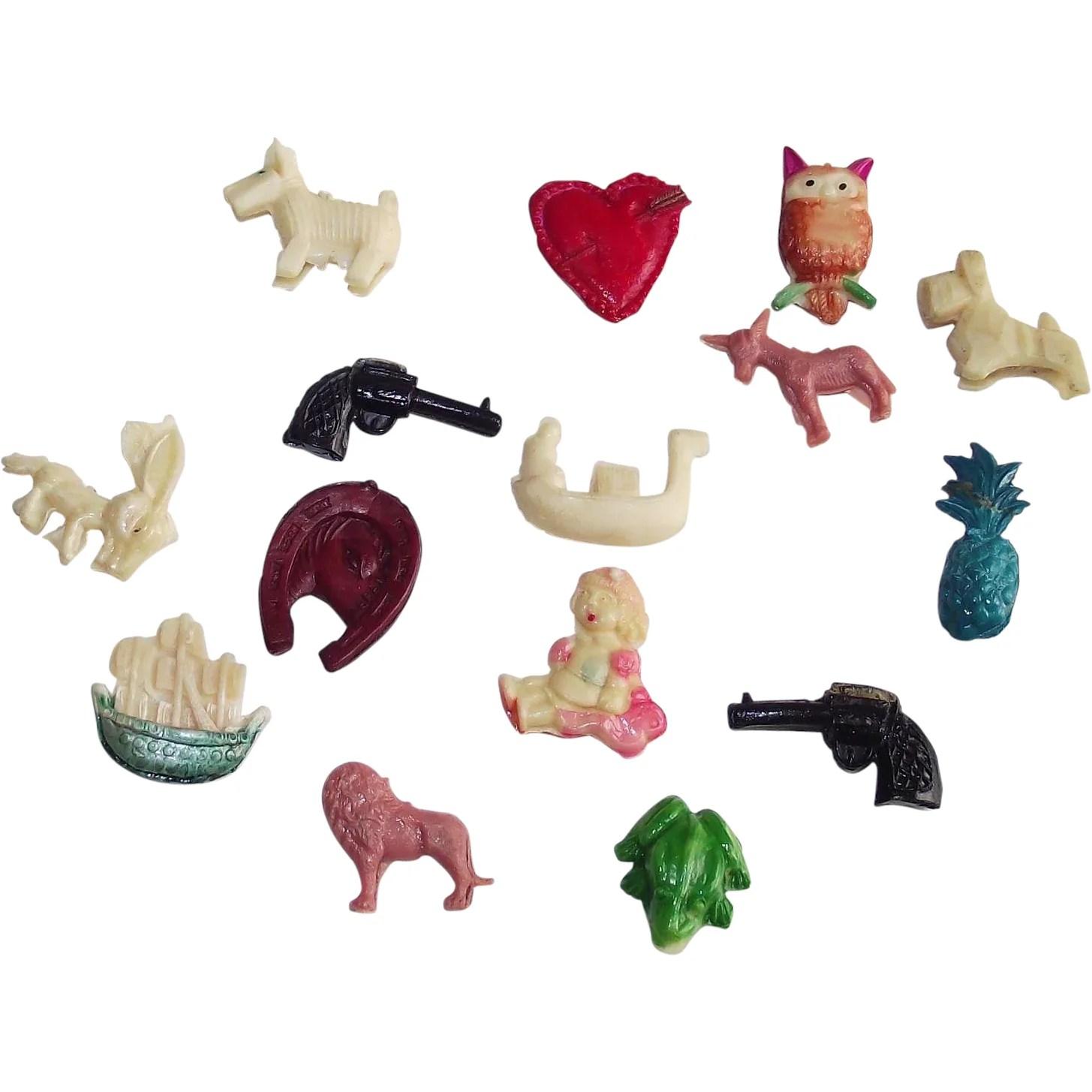 cracker jacks toys fifteen
