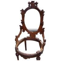 Walnut Victorian Renaissance Revival Chair : Roberts ...