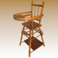 Krueger Folding Chairs Evenflo High Chair Easy Fold Recall Antique French Faux Bamboo Maplewood Doll Sondra Antiques Ruby Lane