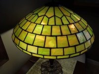 11 - Duffner Kimberly lamp : Antique Vintage Lamps | Ruby Lane