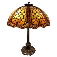 44 - Jefferson Poppy Lamp : Antique Vintage Lamps | Ruby Lane
