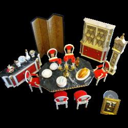 fantasy petite princess dining furniture ideal doll