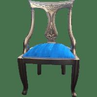 Unique small chair in Louis xvi style from maisondantique ...