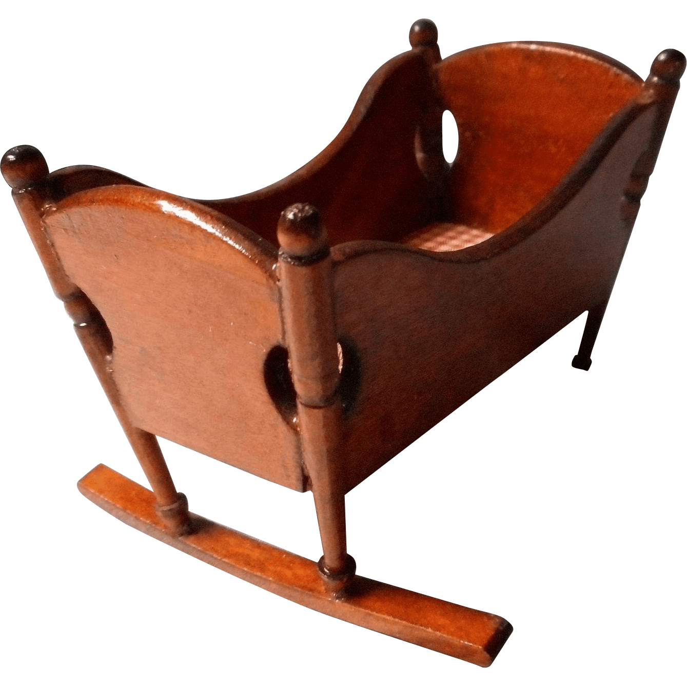 rocking chair and cradle in one kitchen covers cheap vintage german doll from eleanorslegacy on