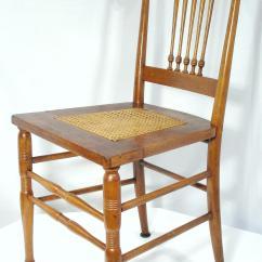 Cane Bottom Chairs Steel Chair Olx Antique Walnut Scandinavian Style Kitchen