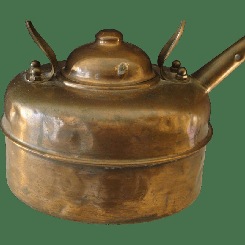 Simplex English Copper Tea Kettles