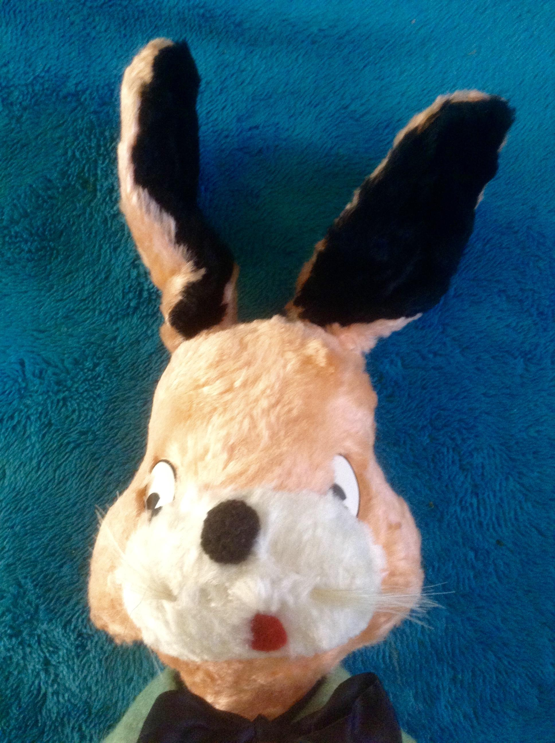 Gund Creation Easter Bunny Rabbit Vintage Mid-century