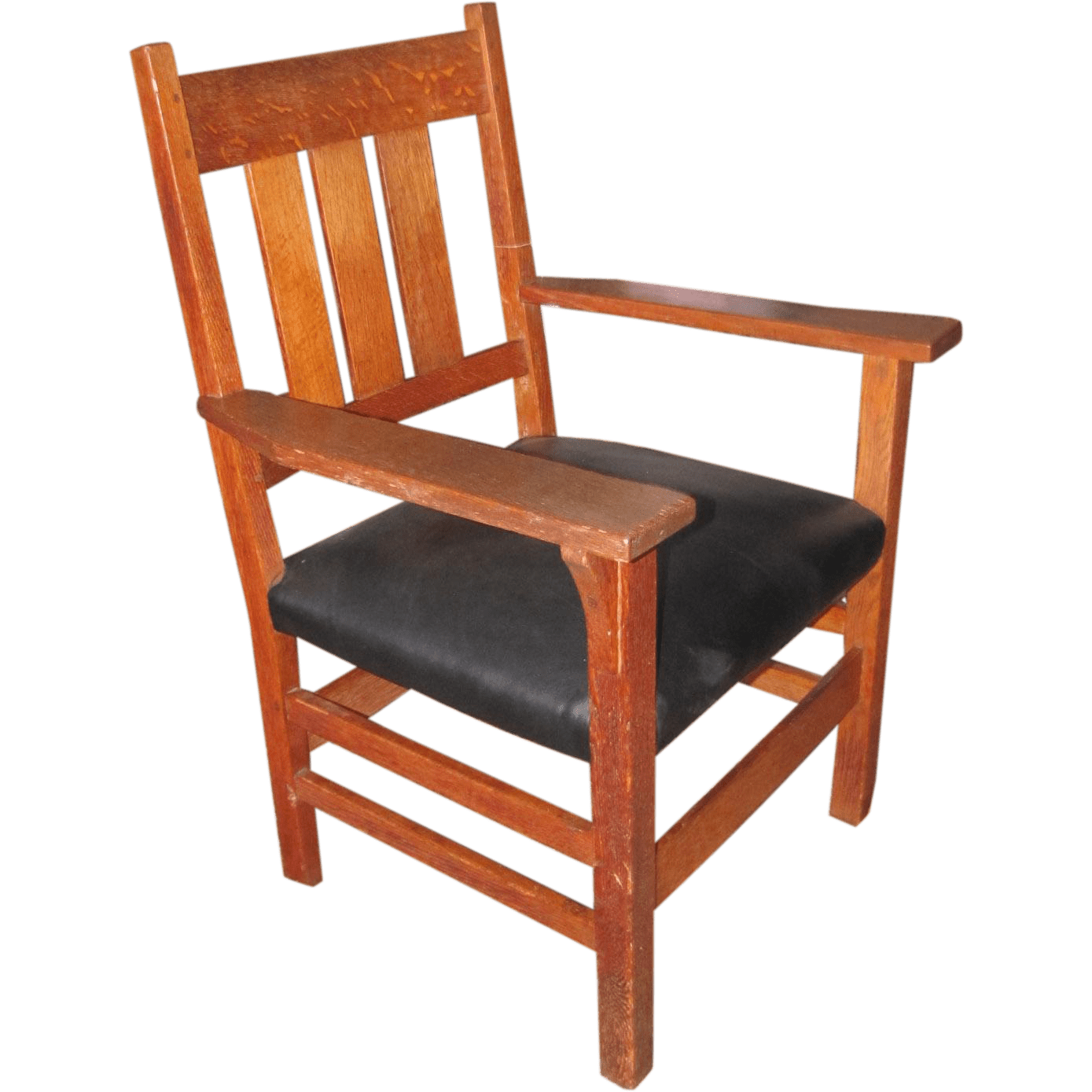 Stickley Chair Antique Quotgustav Stickley Quot Arm Chair W3176 From Antique