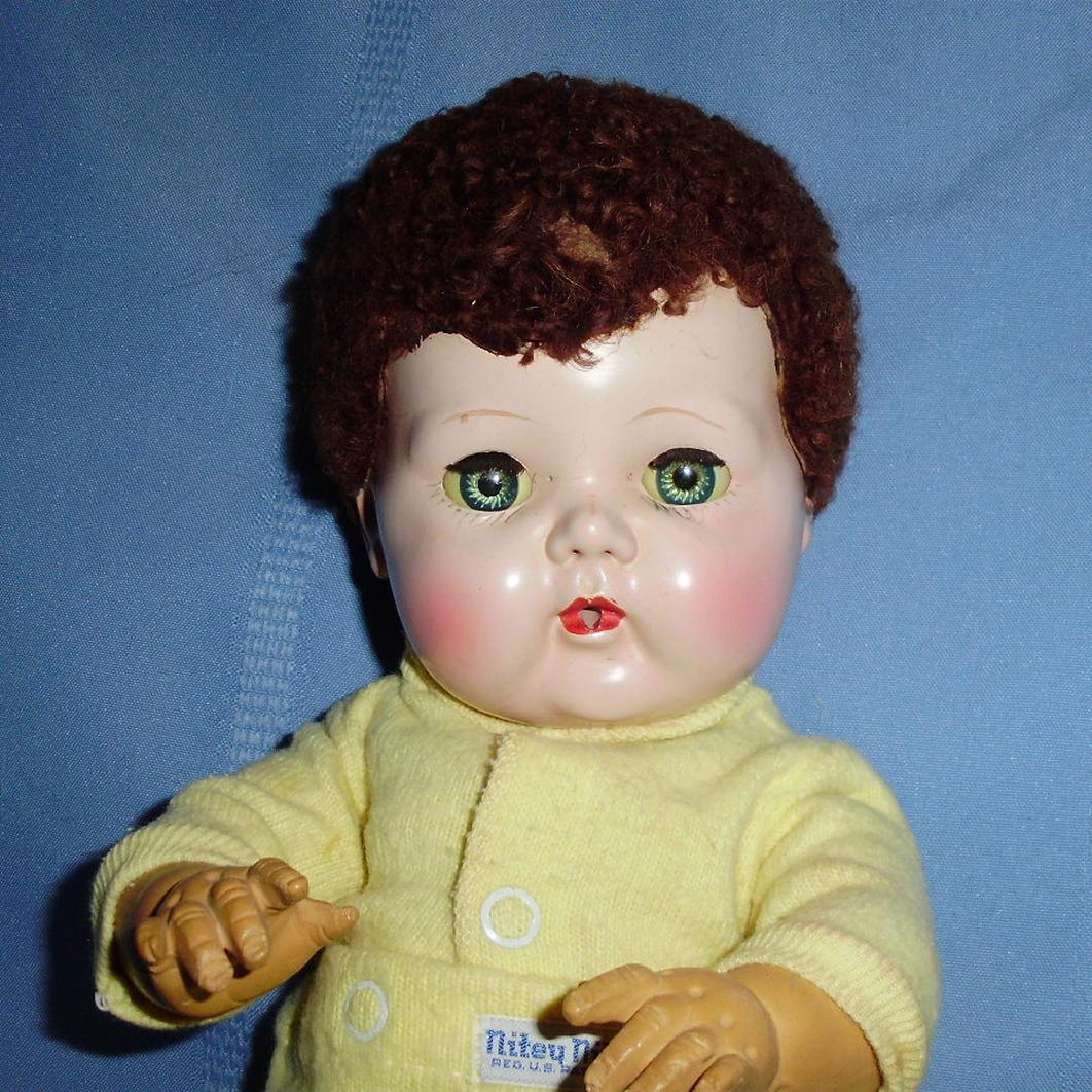 Vintage 15 Inch 1950s American Character Tiny Tears Baby