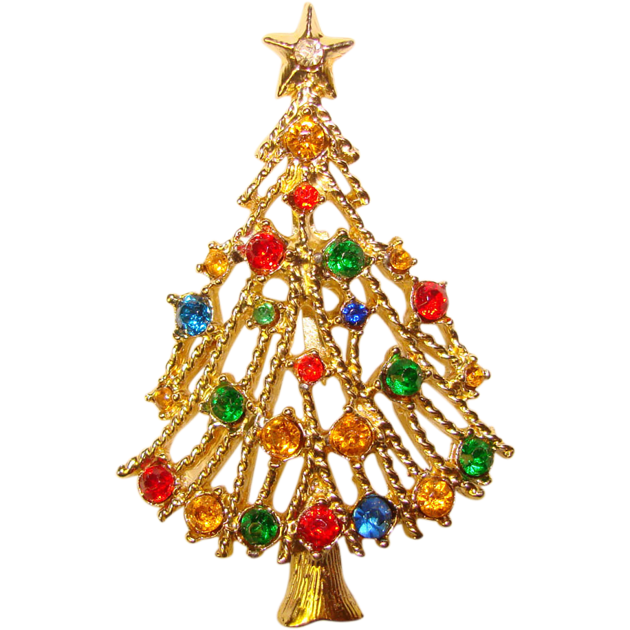 Circuitboard Christmas Tree Pins On Sale