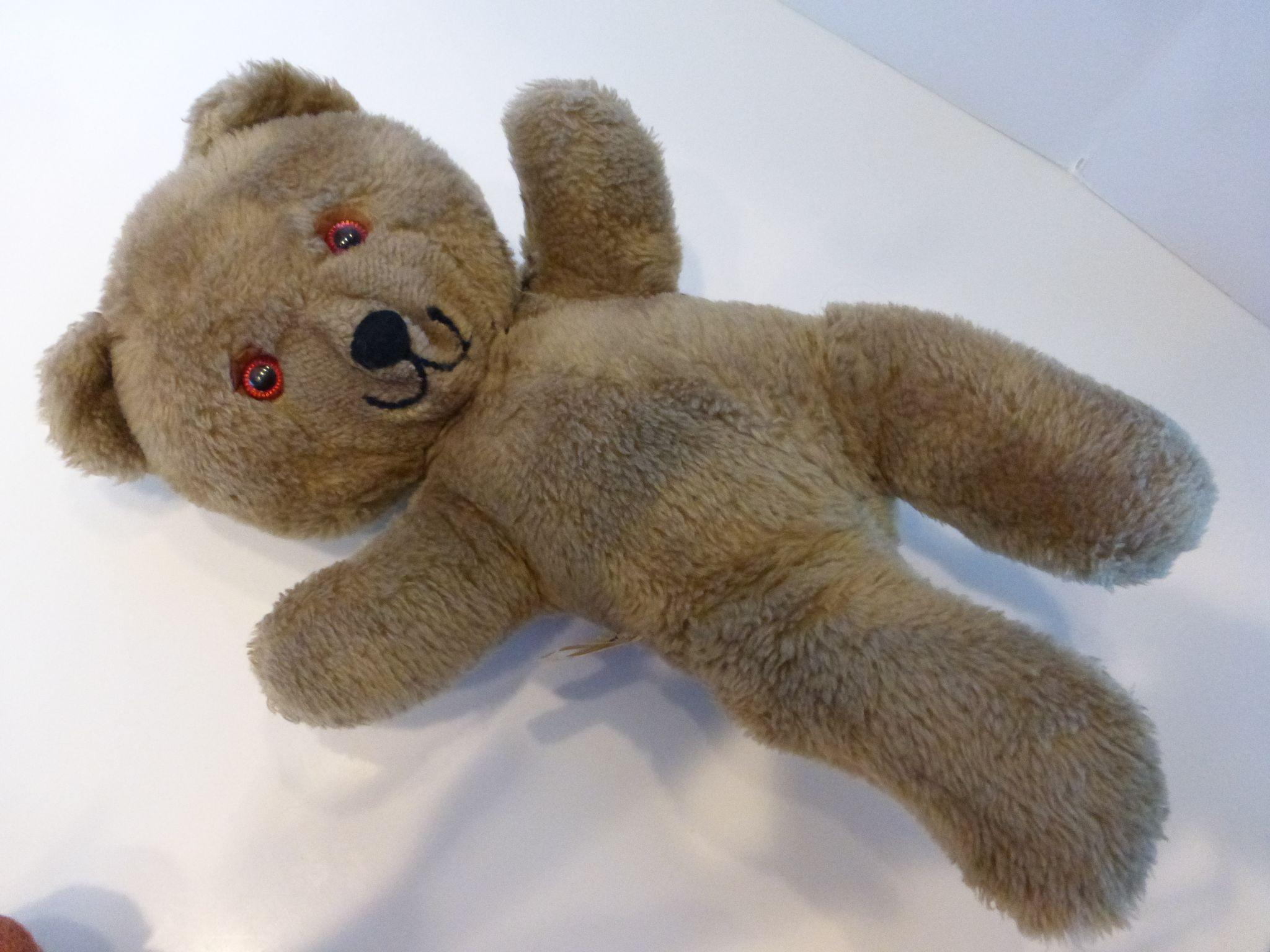 Vintage Knickerbocker Animals of Distinction Teddy Bear