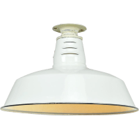 Barn Light Flush Mount - Bestsciaticatreatments.com