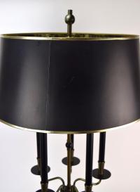 Tommi Parzinger Style Mid-Century Modern 5-light Table ...