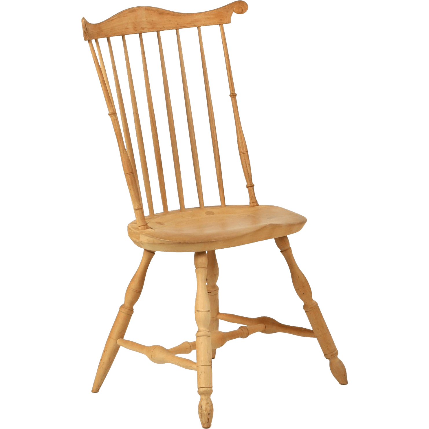 windsor style chairs balance ball chair base american benchmade fanback side in lancaster