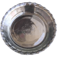 Pyrex Fluted Pie Plate 6 inch # 206 from anniesavenue on ...