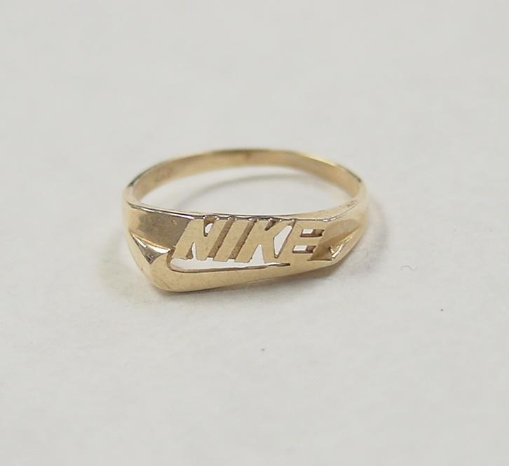 Mens Gold Nike Rings Nike Silicone Rings Heavenly Nightlife