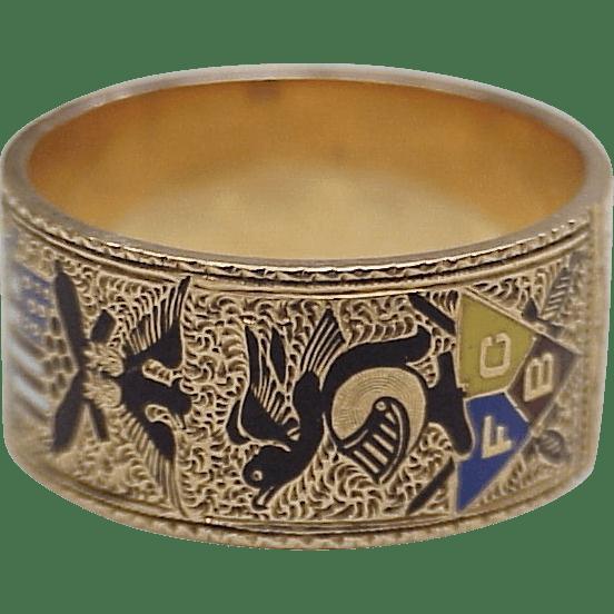 Knights Of Pythias Jewelry