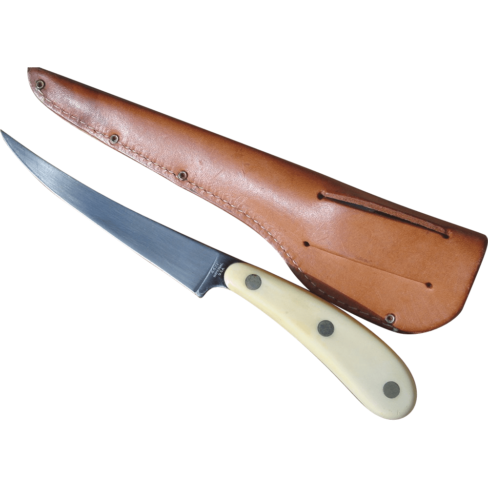 Fish Knife Made In Germany
