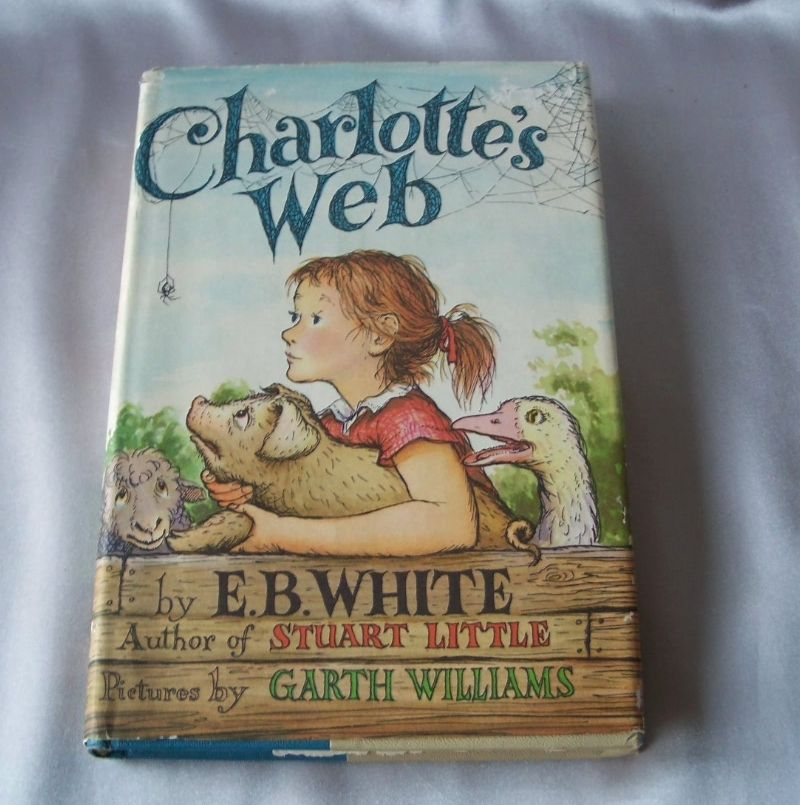 Charlottes Web By E B White From Colemanscollectibles