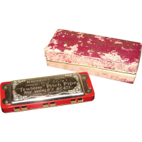 M. Hohner's Trutone Pitch Pipe SOLD on Ruby Lane