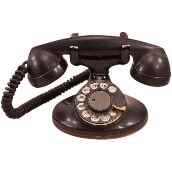Old Style Satin Silver Flat Telephone Cable