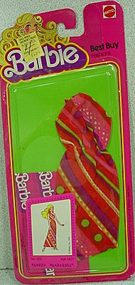 Mattel Barbie Best Buy Fashion Never Removed From Package