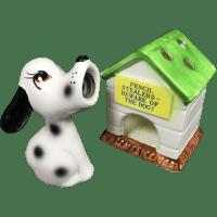 Ceramic Dog Pencil Sharpener Pencil Holder Doghouse from ...
