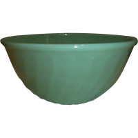 Fire King Jadite Swirl Mixing Bowl Large Size SOLD on Ruby ...