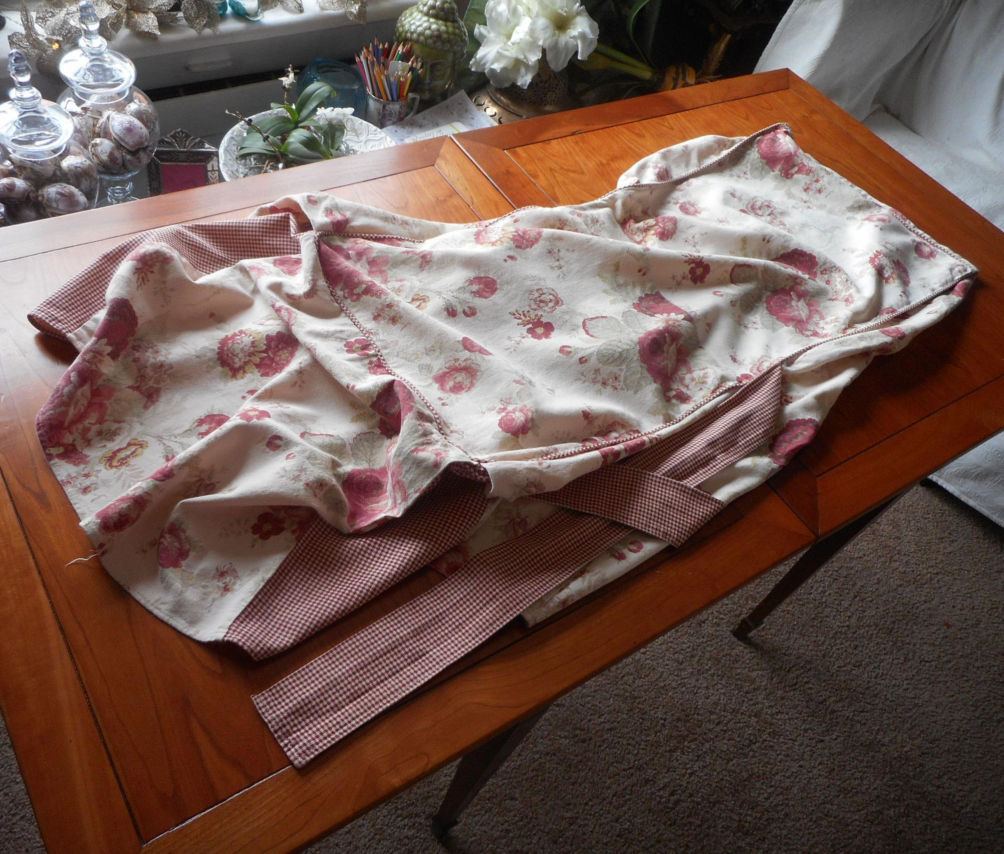chair covers and more norfolk padded garden rose vintage waverly cover slipcover