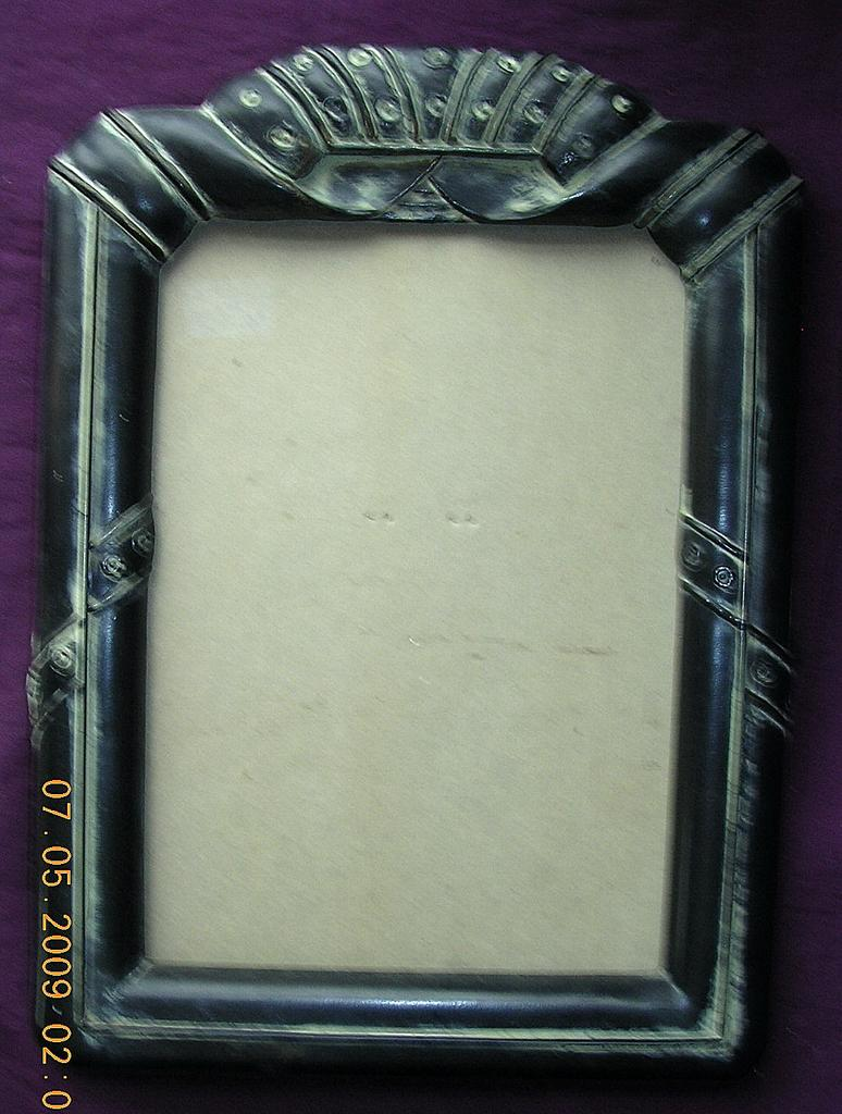 Fabulous Art Deco Bakelite Picture Frame Circa 1930s From