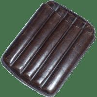 Leather Cigar Holder for Pocket or Sport Coat from ...
