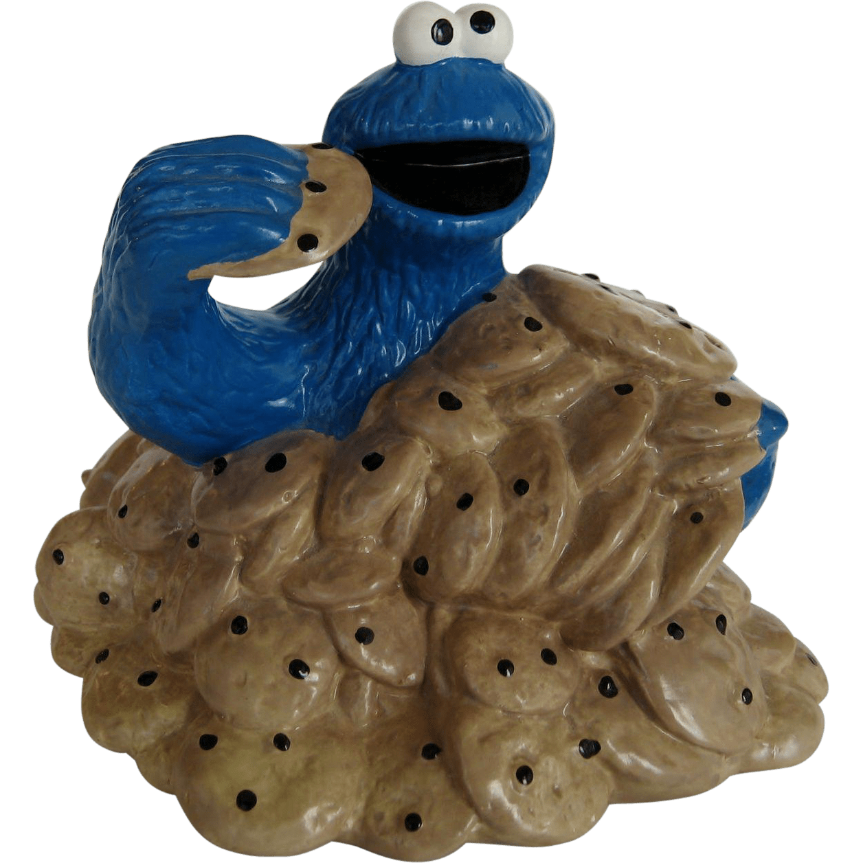 cookie monster chair swing pepperfry applause sesame street bank from