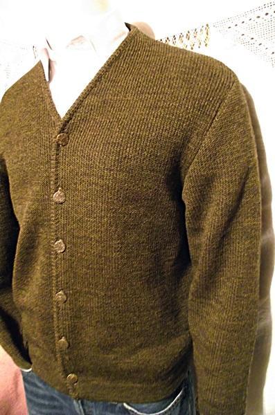 ATOMIC Vintage Columbia Knit Thunderbird Mens Old Man
