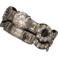 CARTIER GIA 2.61ctw Extremely Fine Diamond Engagement ...