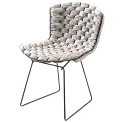Bertoia Side Chair Best Desk Chairs Original Revisited By Clement Brazille Galerie Philia Rubylux