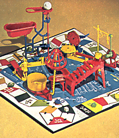 mouse trap game setup instructions
