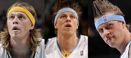 Resultado de imagen de Chris Andersen hair